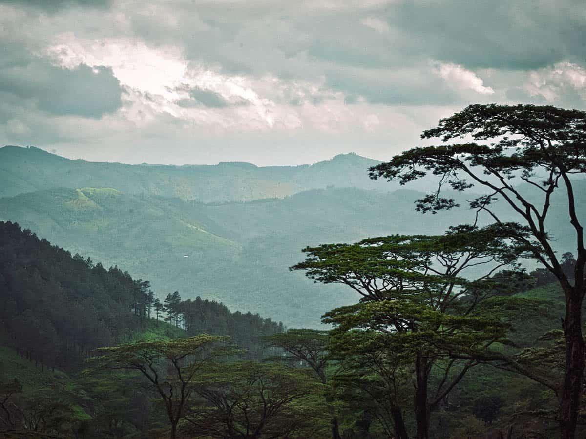 Knuckles Mountain Range, Sri Lanka