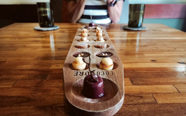Locavore: Creating Modern Cuisine with Local Produce in Ubud, Bali, Indonesia