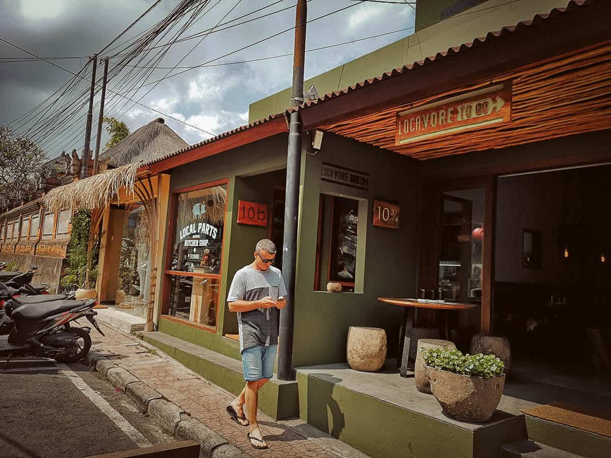 Locavore, Ubud, Bali, Indonesia