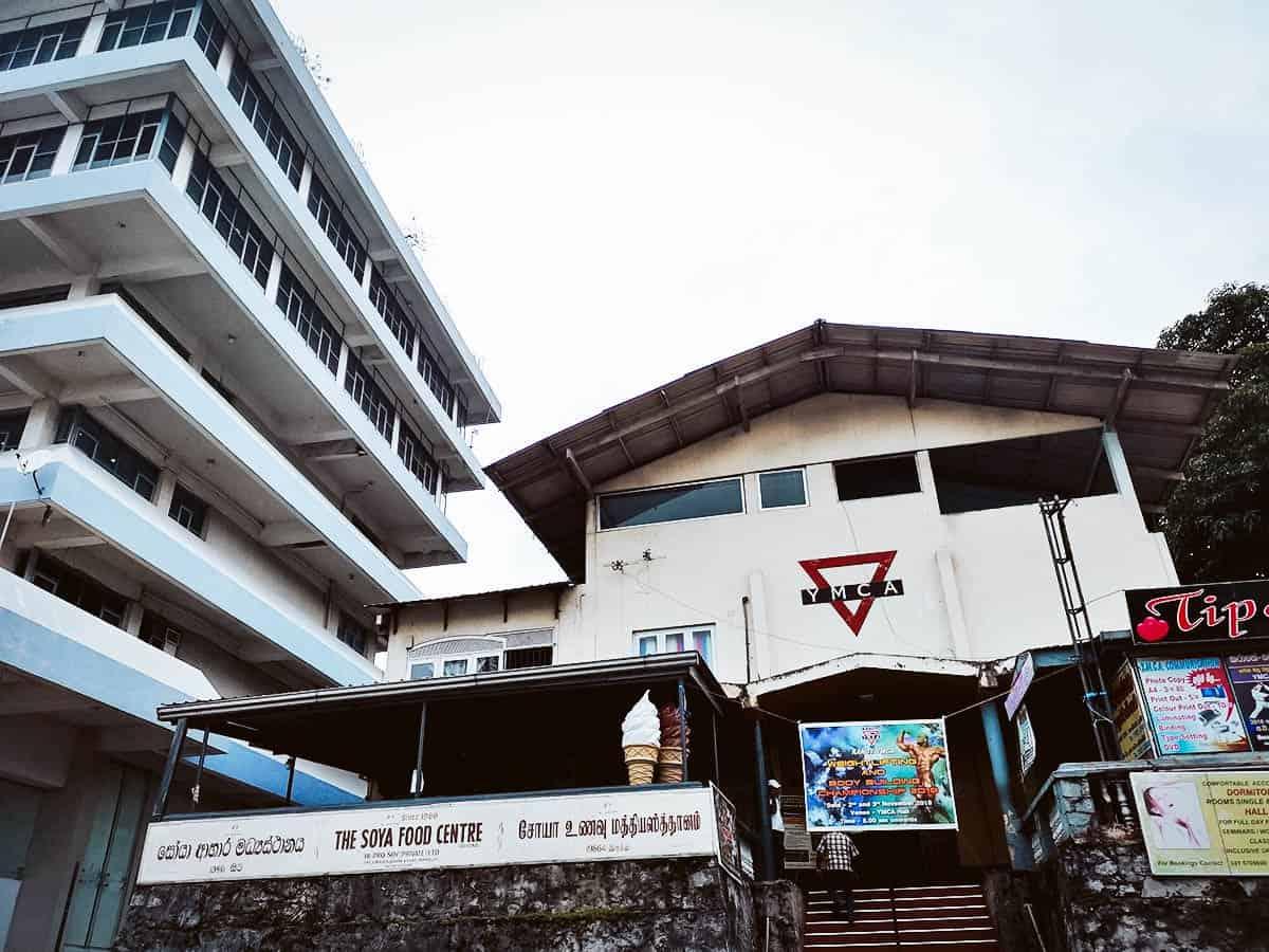 Soya Food Centre, Kandy, Sri Lanka