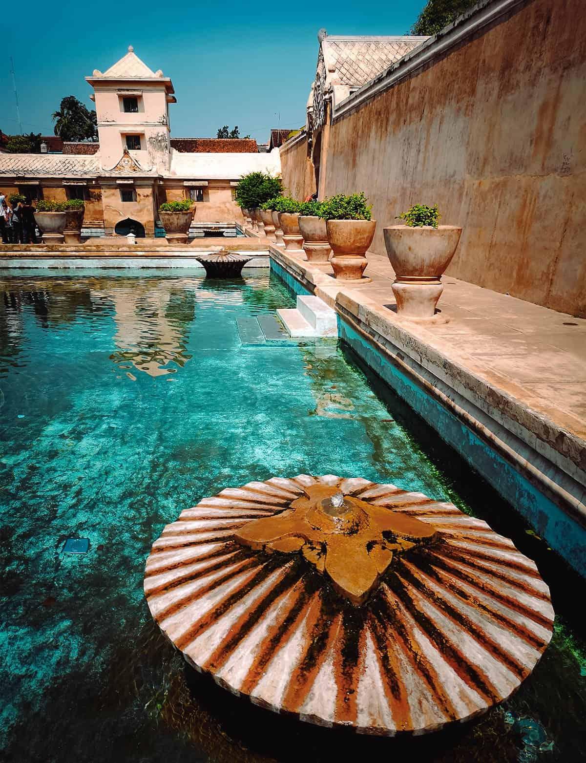 Taman Sari Water Castle, Yogyakarta, Indonesia