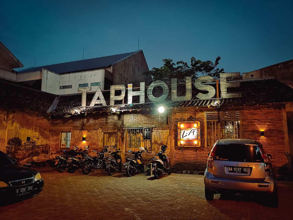 Taphouse, Yogyakarta, Indonesia