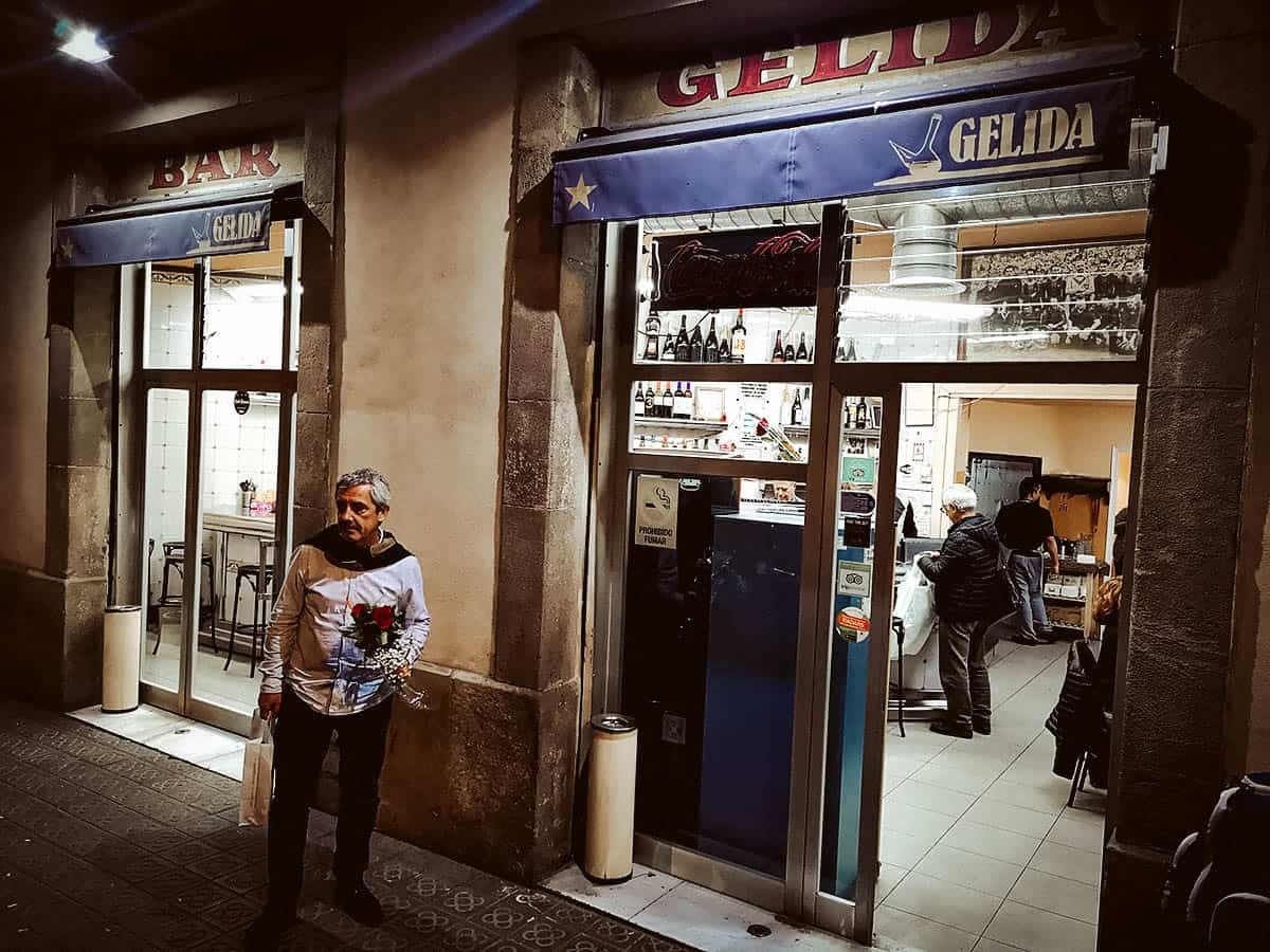 Bodega Food Tour, Culinary Backstreets, Barcelona, Spain
