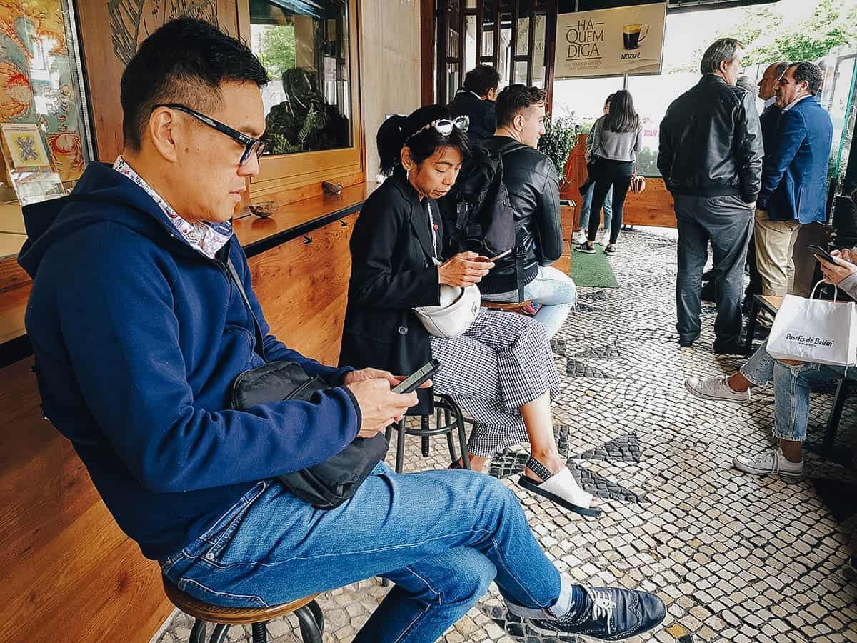 Cervejaria Ramiro, Lisbon, Portugal