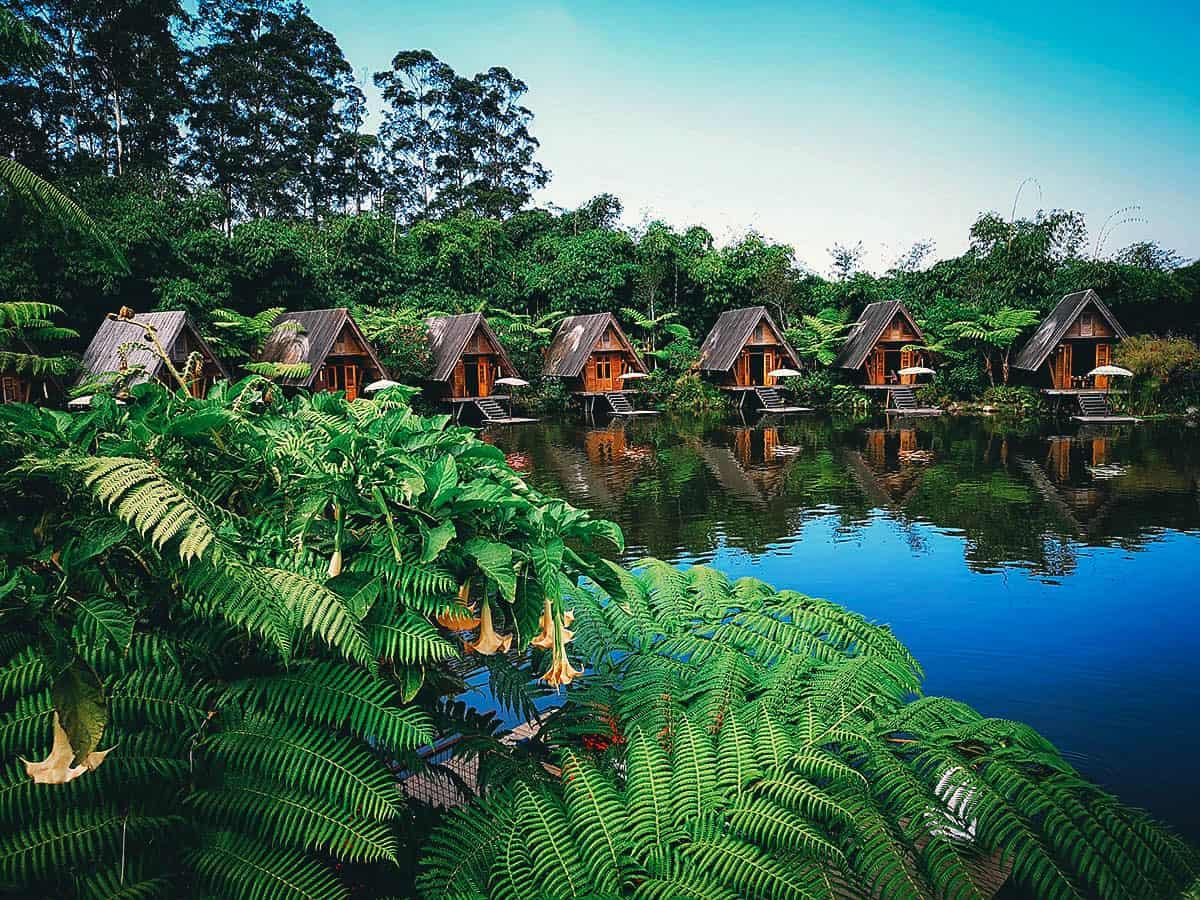 Dusun Bambu Resort, Bandung, Indonesia