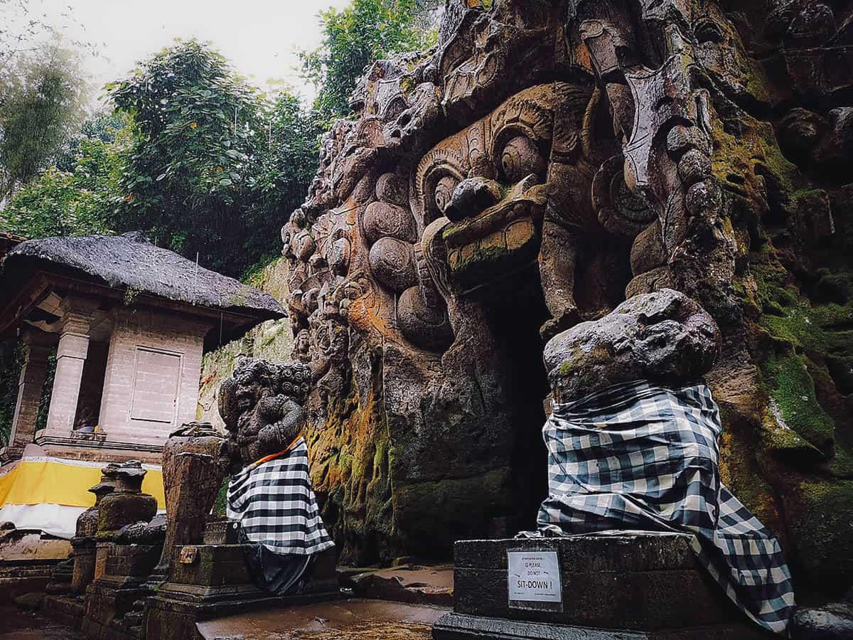 Elephant Cave, Ubud, Bali, Indonesia