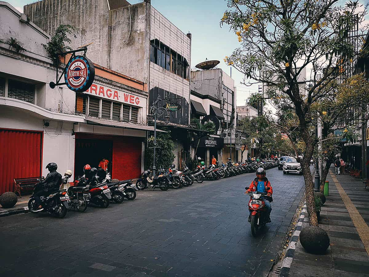 Jalan Braga, Bandung, Indonesia
