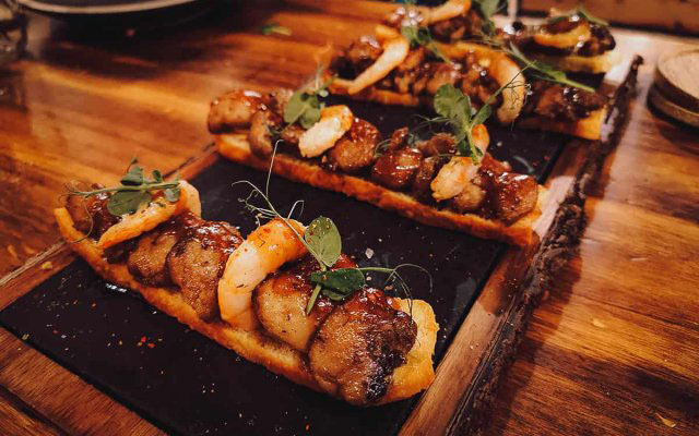 La Tasqueria de Javi Estevez: A Michelin-Starred Offal Restaurant in Madrid, Spain