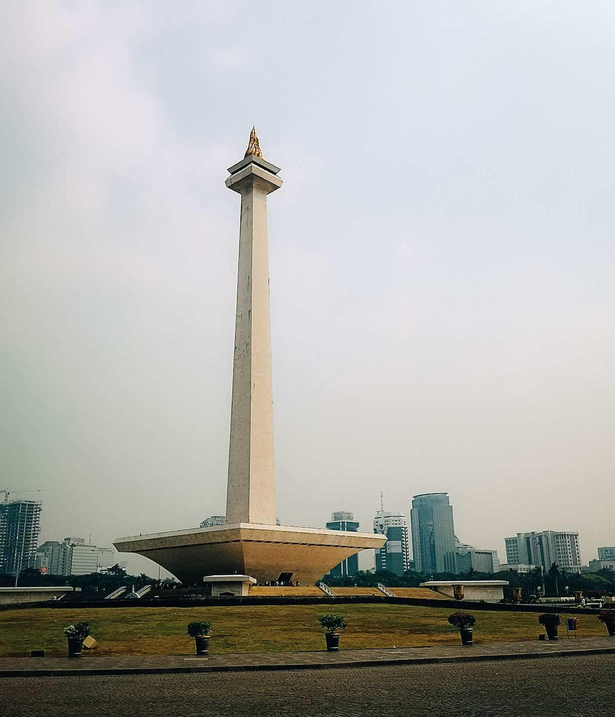 National Monument, Jakarta, Indonesia