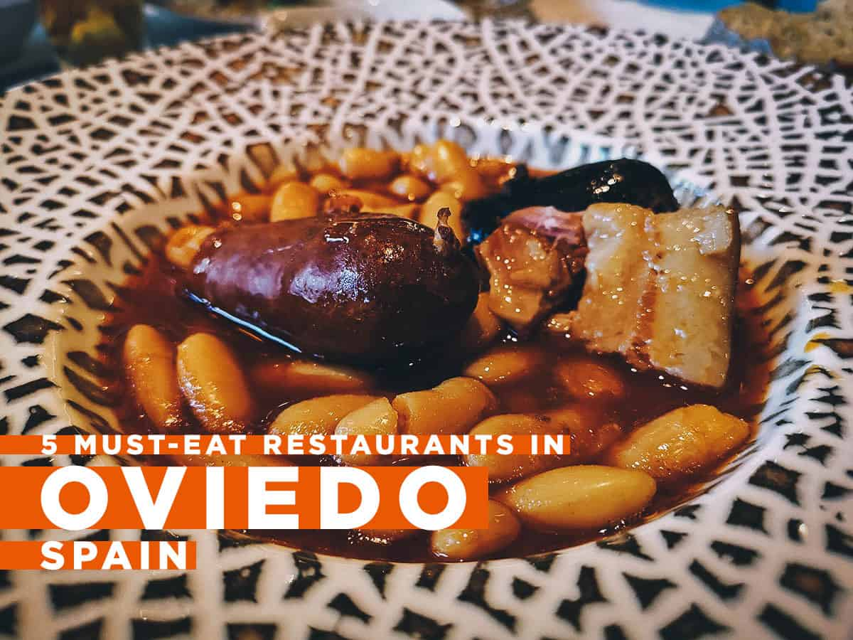 Oviedo Food Guide: 5 Must-Eat Restaurants in Oviedo, Asturias, Spain