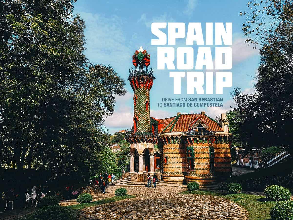 Spain Road Trip: Rent a Car and Drive from San Sebastian to Santiago de Compostela