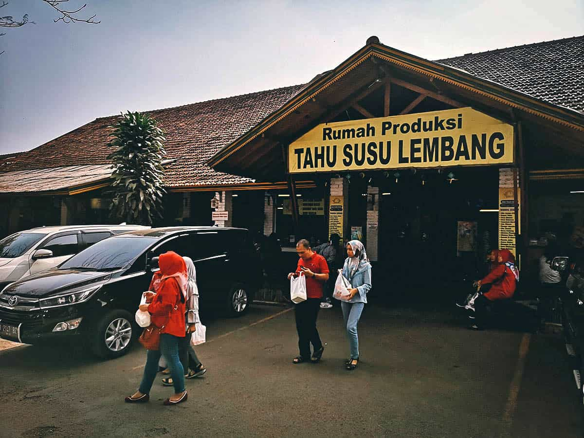 Restaurants to visit in Bandung, Indonesia