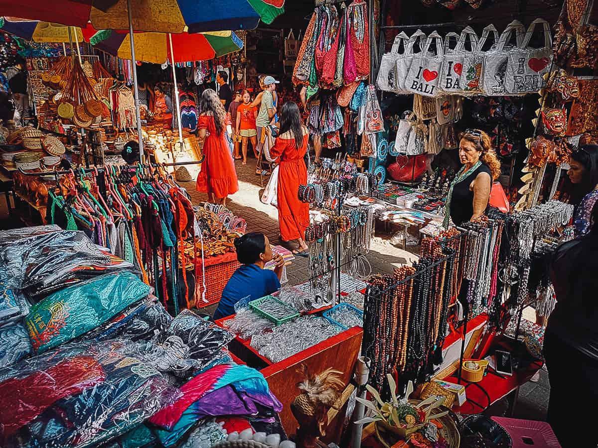 Ubud Art Market, Bali, Indonesia