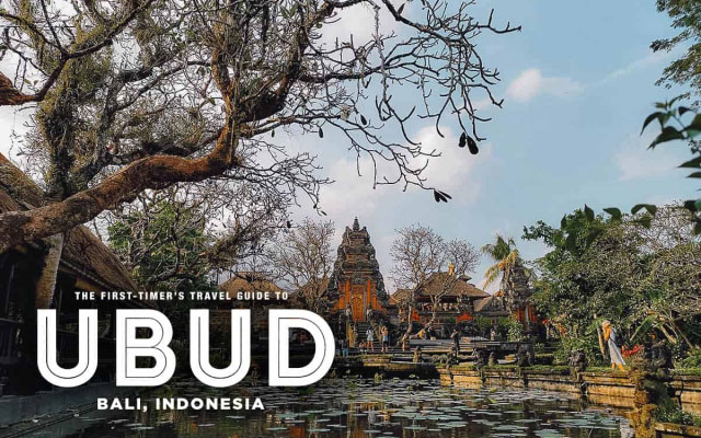 The First-Timer's Travel Guide to Ubud, Indonesia (2019)