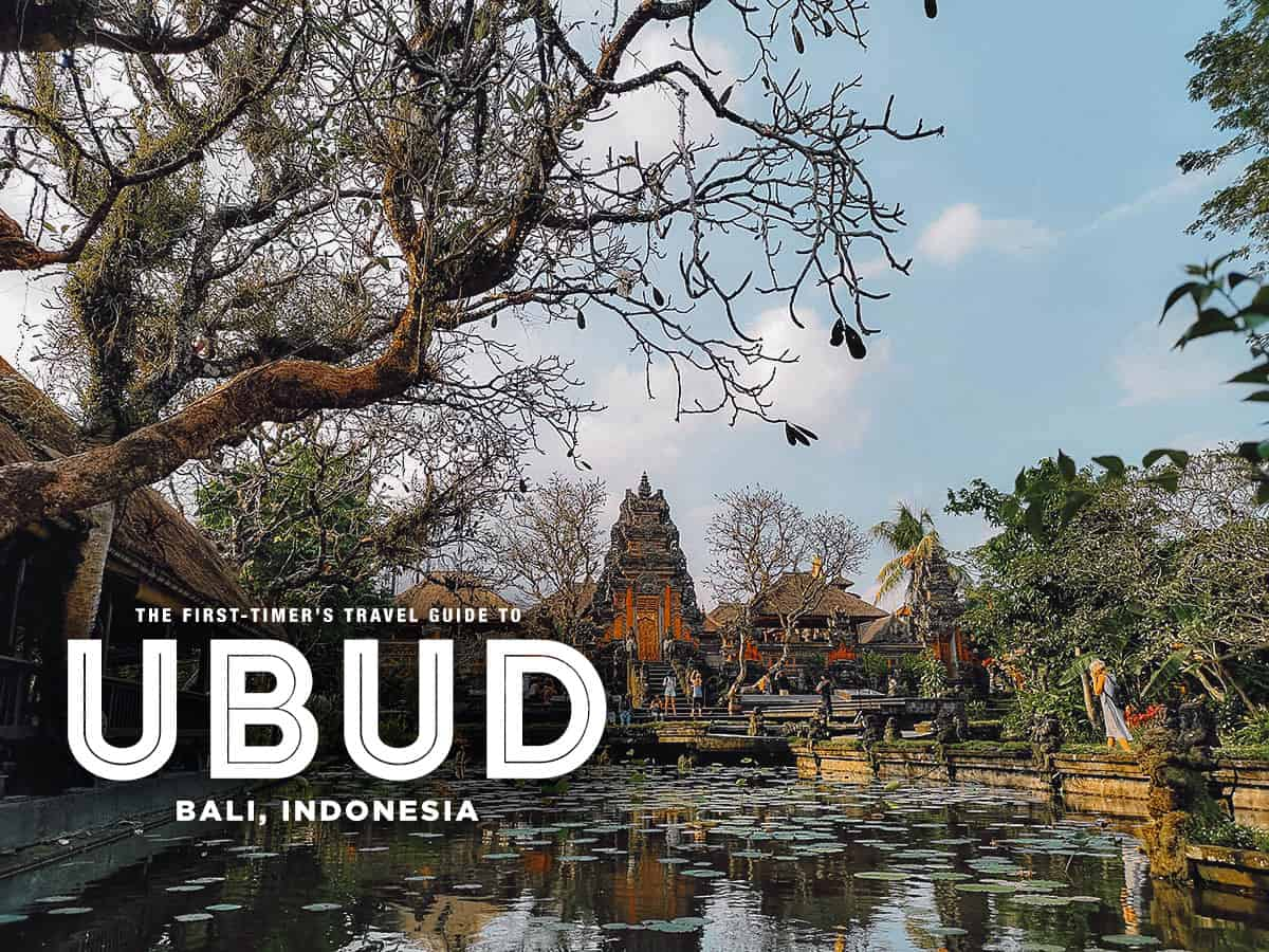 The First-Timer's Travel Guide to Ubud, Indonesia (2020)