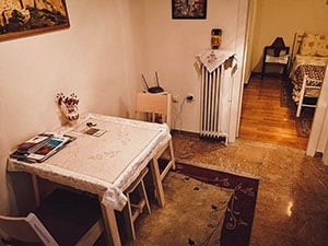 AirBnB in Downtown Athens, Greece