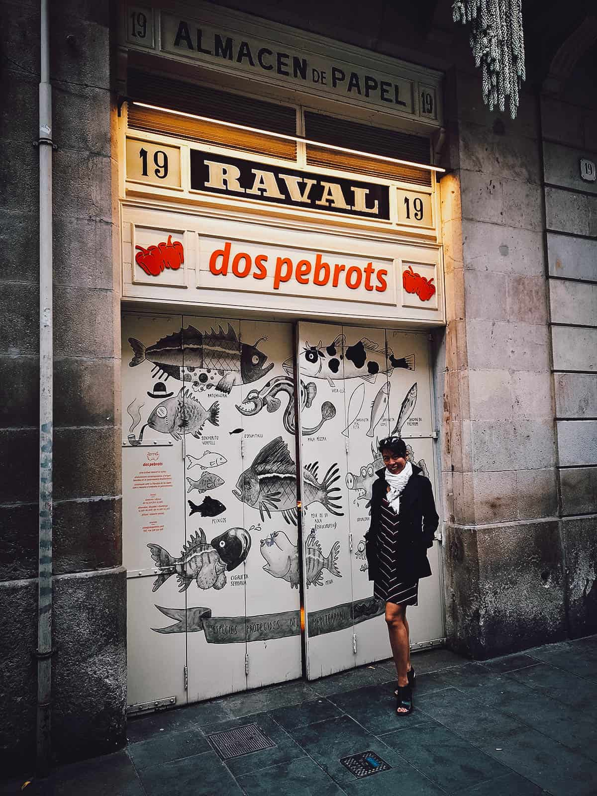 Dos Pebrots, Barcelona, Spain