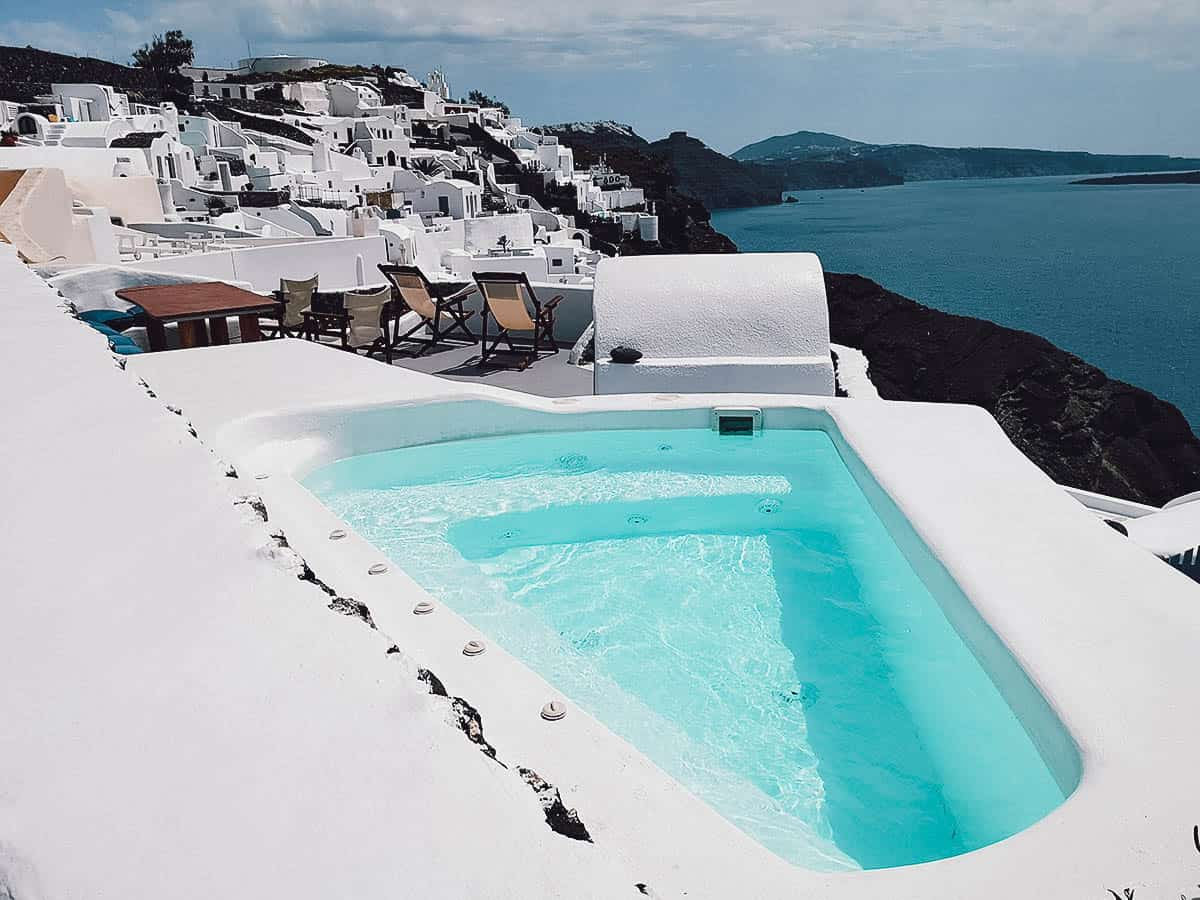 Pictures of Santorini, Greece
