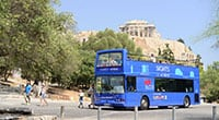 Athens, Piraeus and Beaches Hop-On Hop-Off Bus