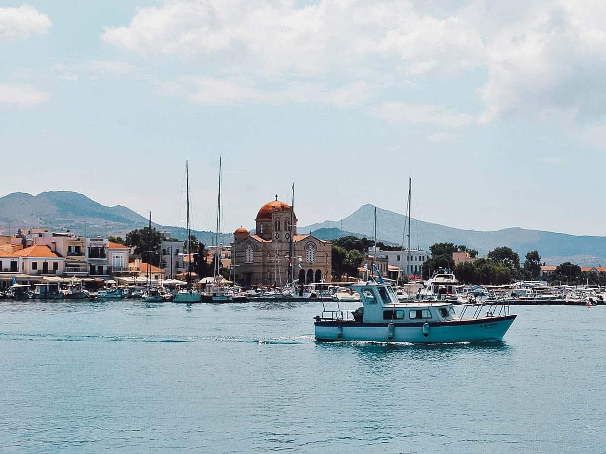 Hydra, Poros, & Aegina, Greece