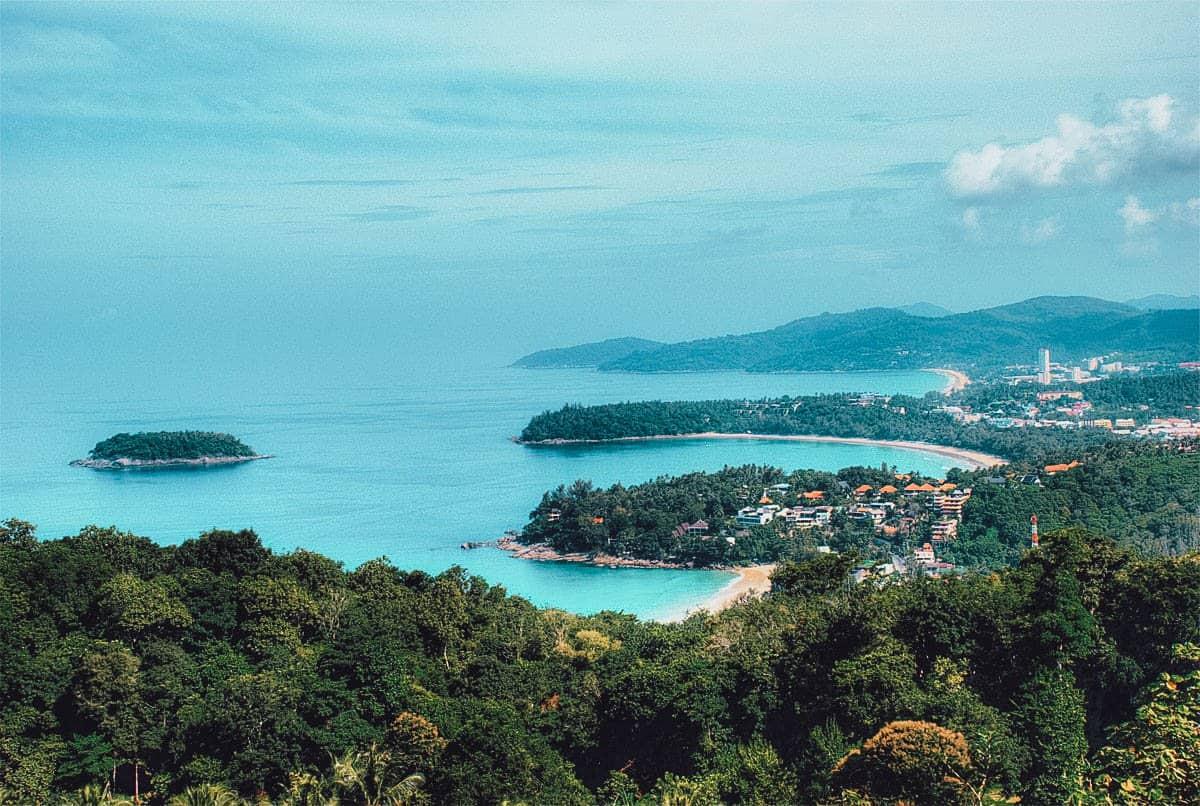 Karon Viewpoint, Phuket