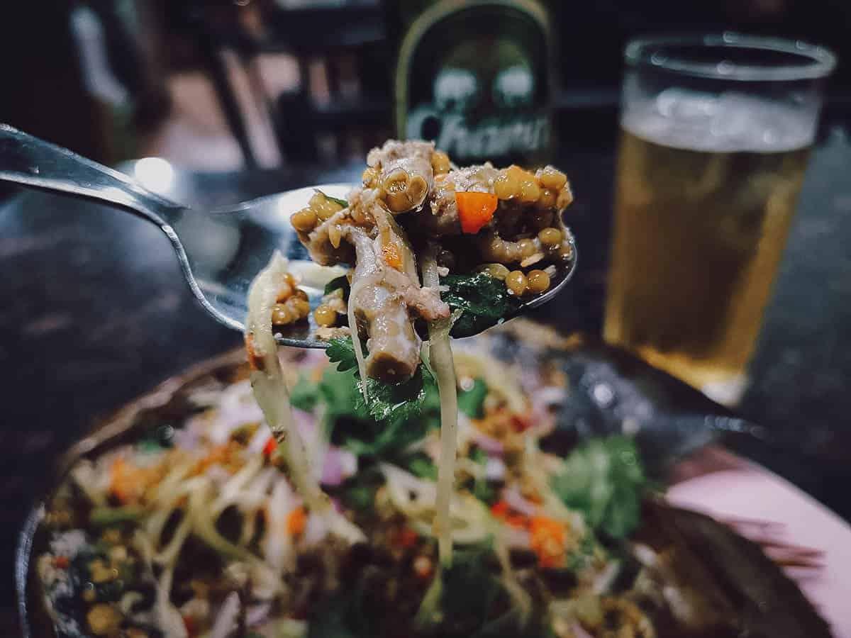 Ko Ang Seafood, Phuket Old Town, Thailand