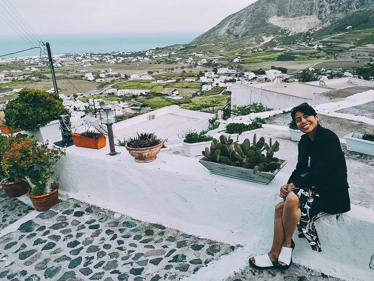 Metaxi Mas, Santorini, Greece