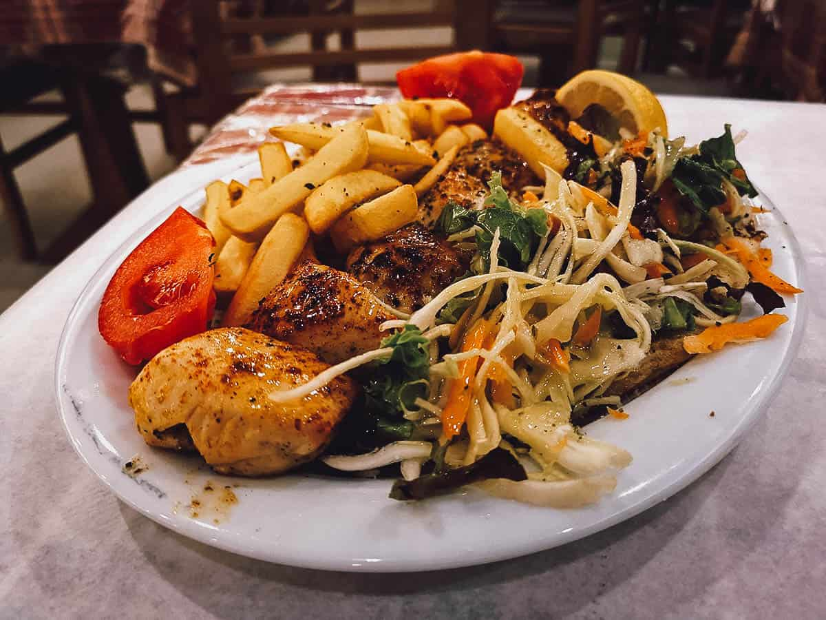 GREECE: Souvlaki vs. Gyros, so What's the Difference??