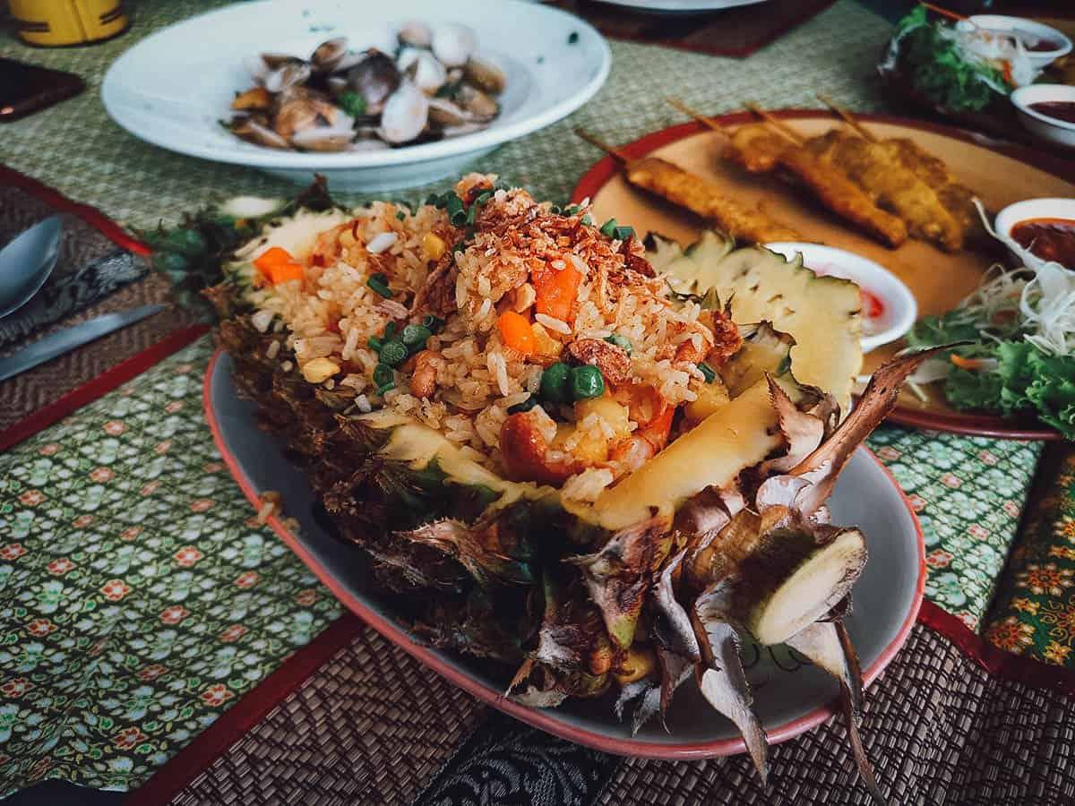 Sugar & Spice Restaurant, Kata Beach, Phuket, Thailand