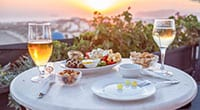 Santorini: 4-Hour Sunset Wine Tour