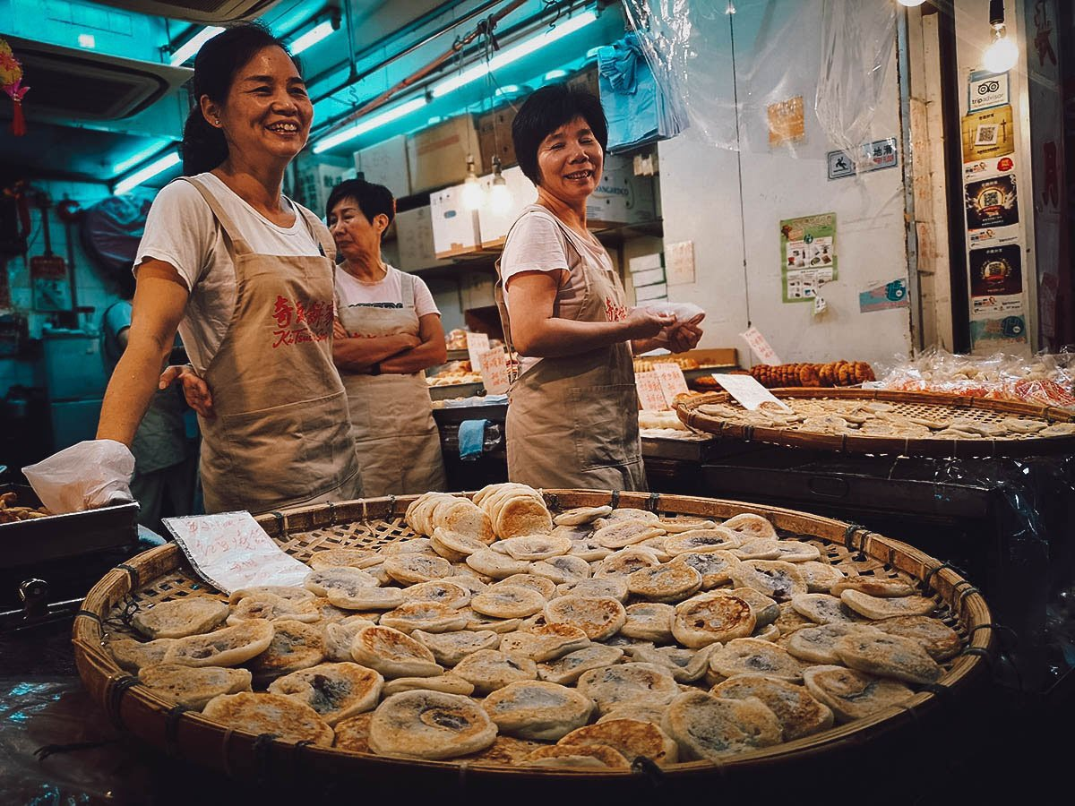 Old Kowloon Eats, A Chef's Tour, Hong Kong