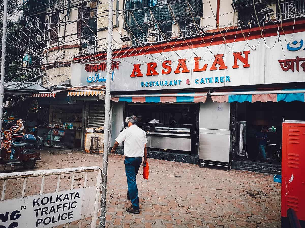 Arsalan, Kolkata, India
