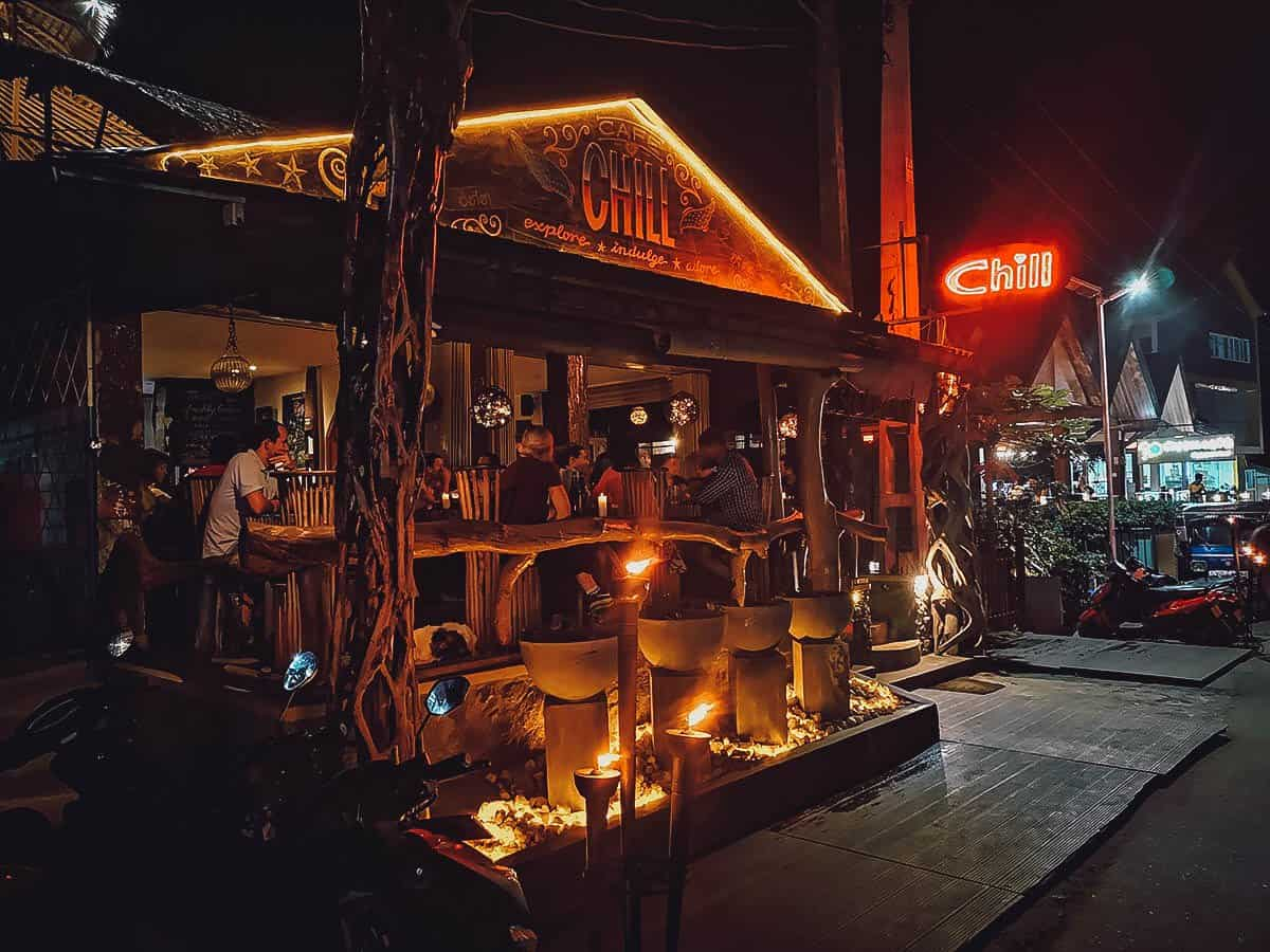 Cafe Chill, Ella, Sri Lanka