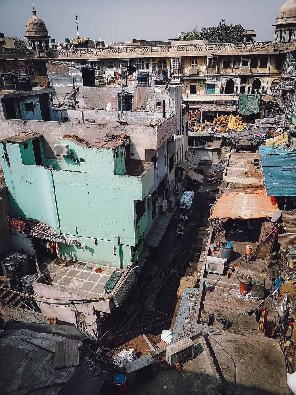 Chandni Chowk Market, Delhi, India