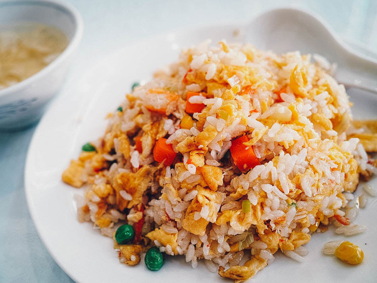 CHINA: Fried Rice – Rice on Steroids (Recipe)