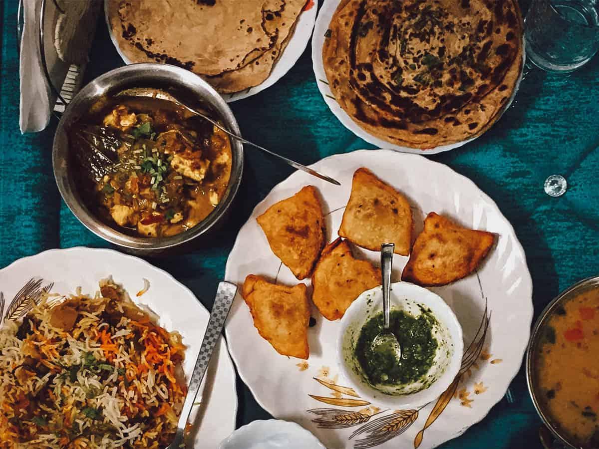 Cooking Class, Delhi, India