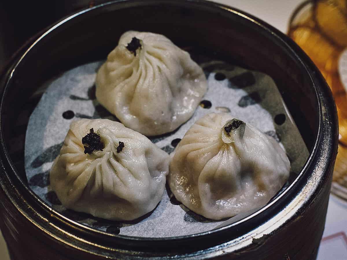 Dim Dim Sum in Hong Kong