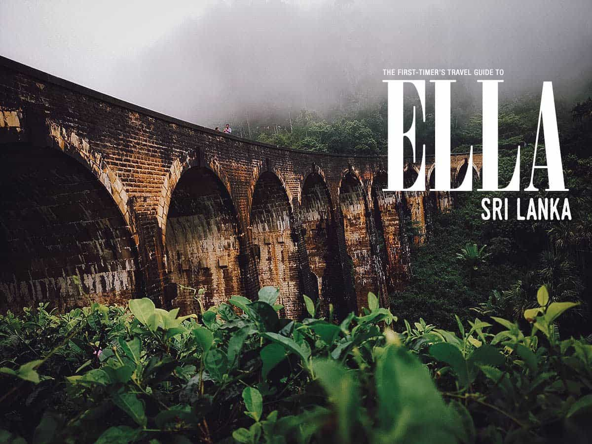 The First-Timer's Travel Guide to Ella, Sri Lanka (2020)