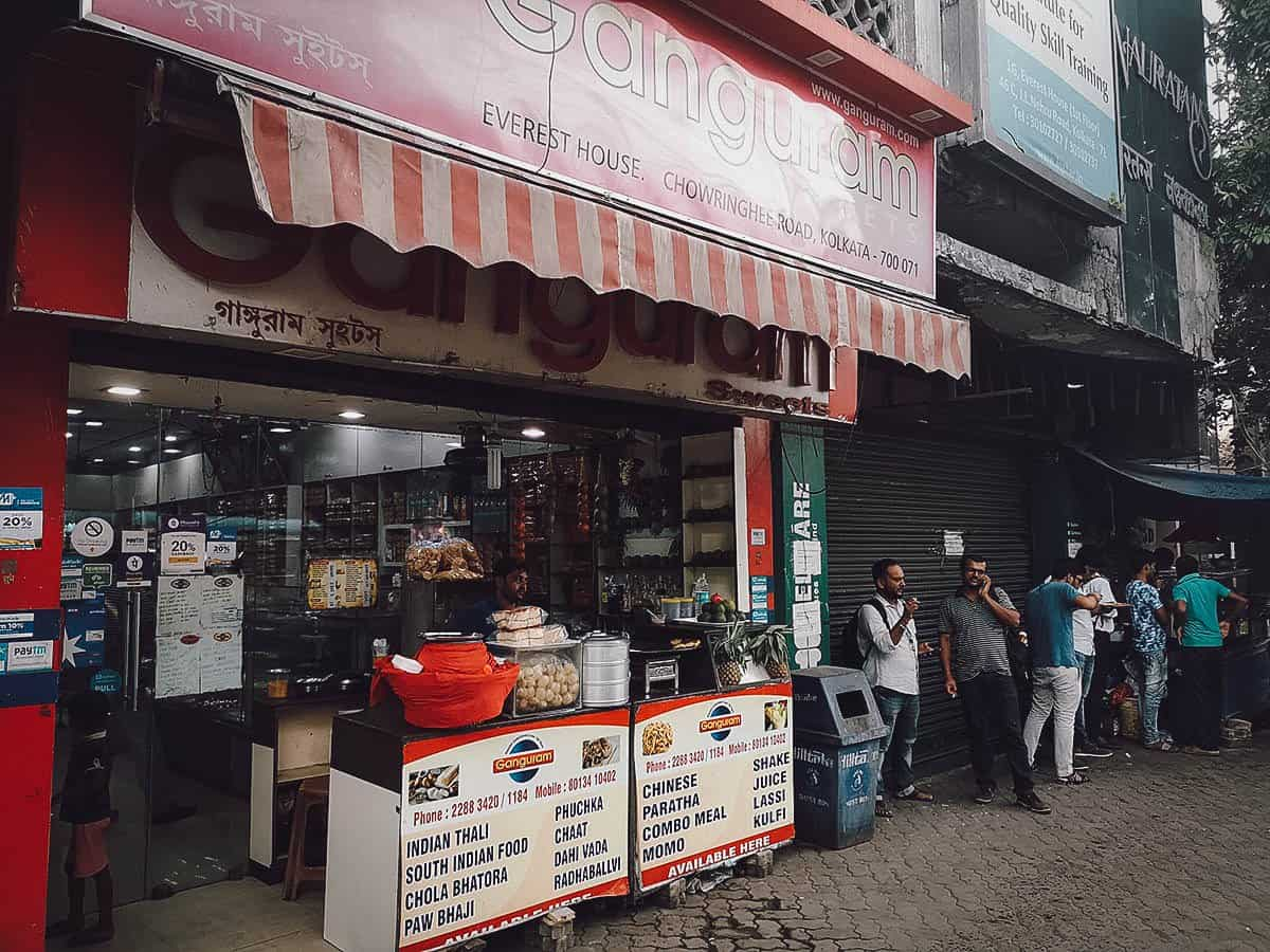 Ganguram Sweets, Kolkata, India
