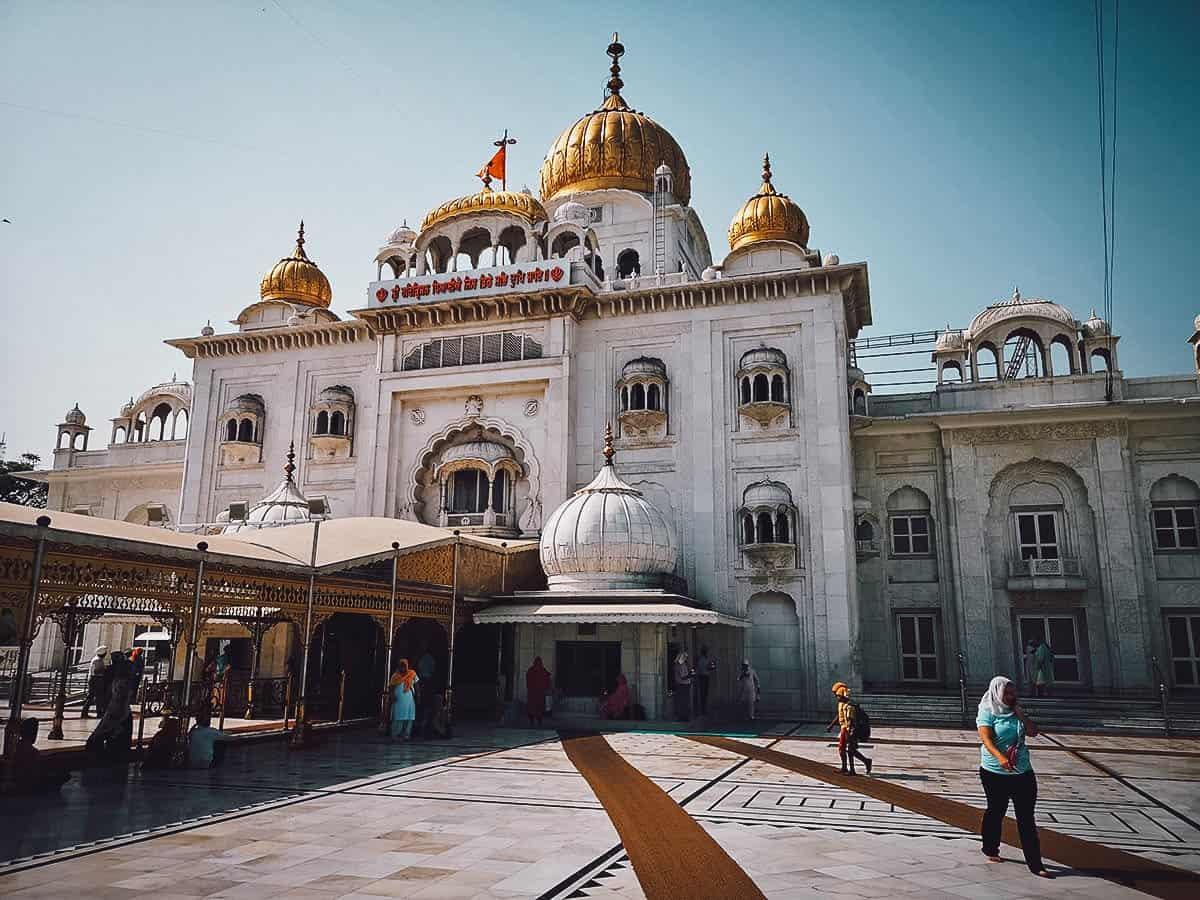 Gurudwara Bangla Sahib, Delhi, India