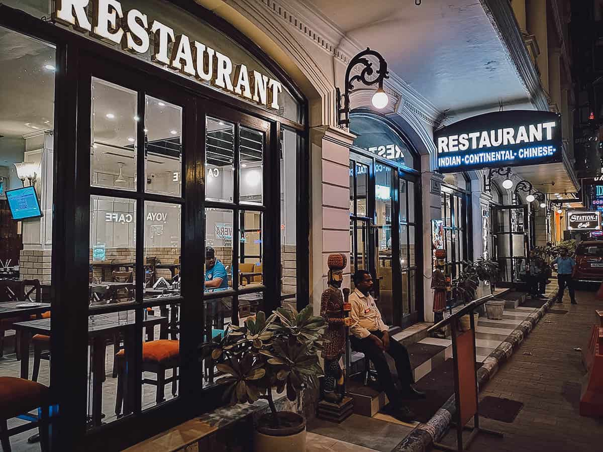 Hotel Ajanta Restaurant, Delhi, India
