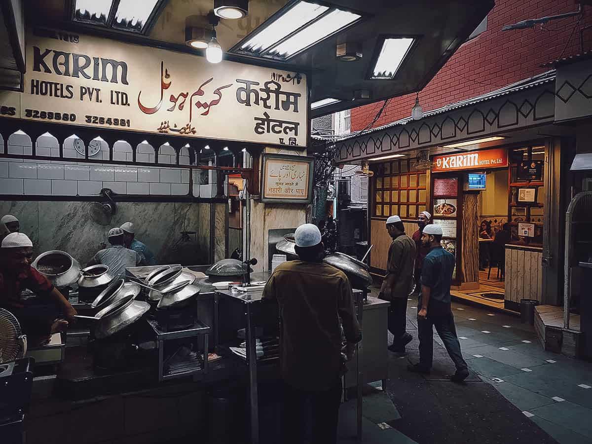 Karim's, Delhi, India