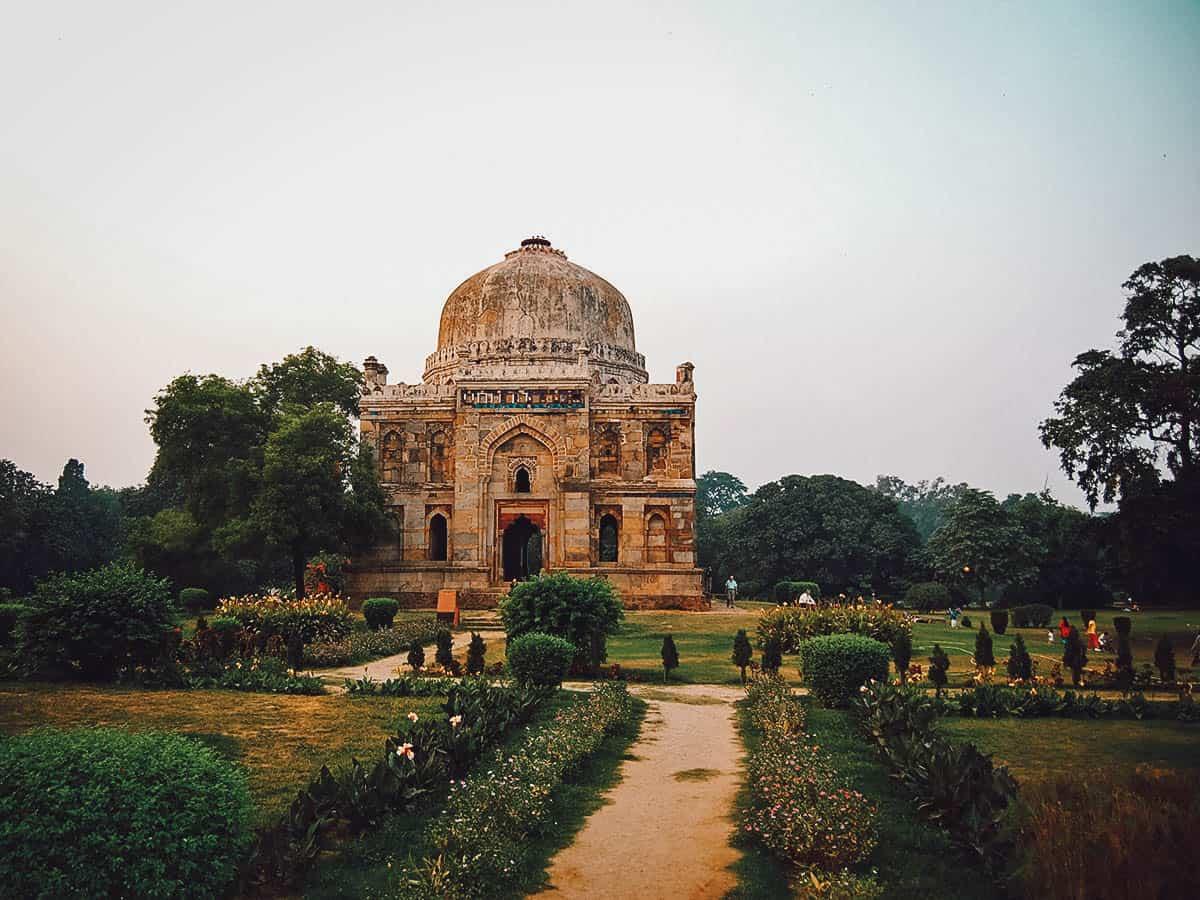 Lodhi Gardens, Delhi, India