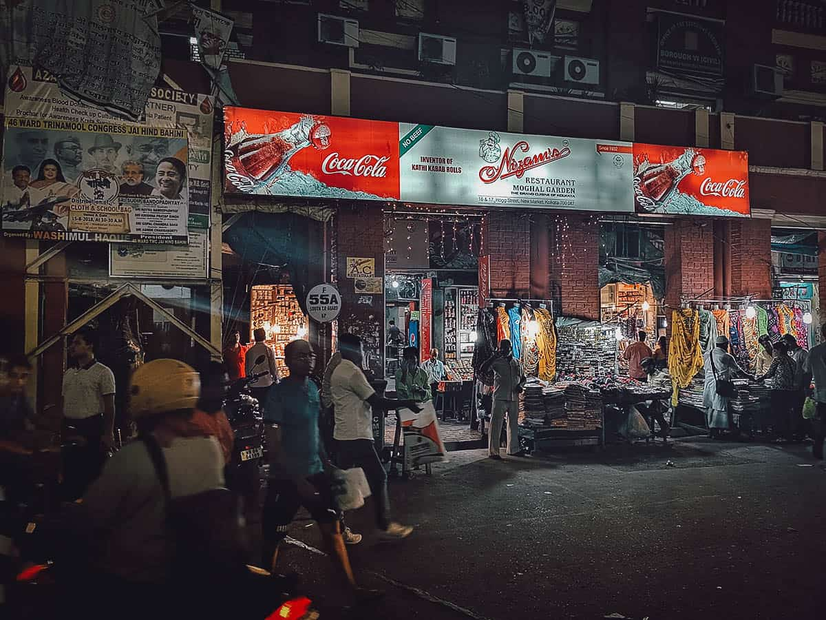Nizam's, Kolkata, India