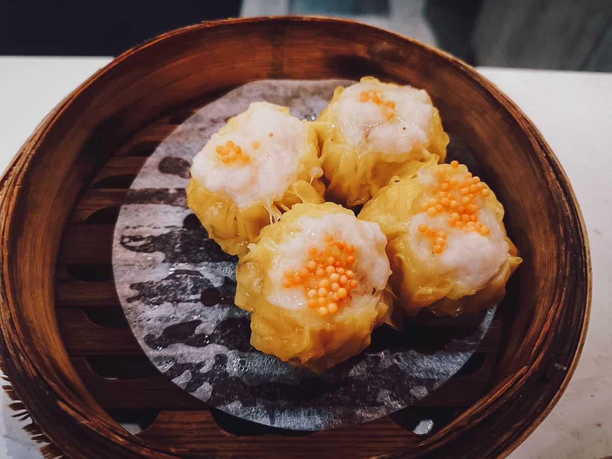 NATIONAL DISH QUEST: Dim Sum (Hong Kong)