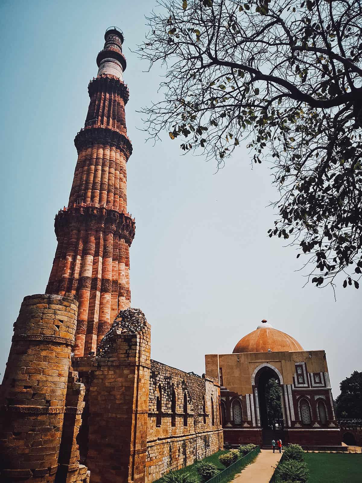 Qutub Minar, Delhi, India