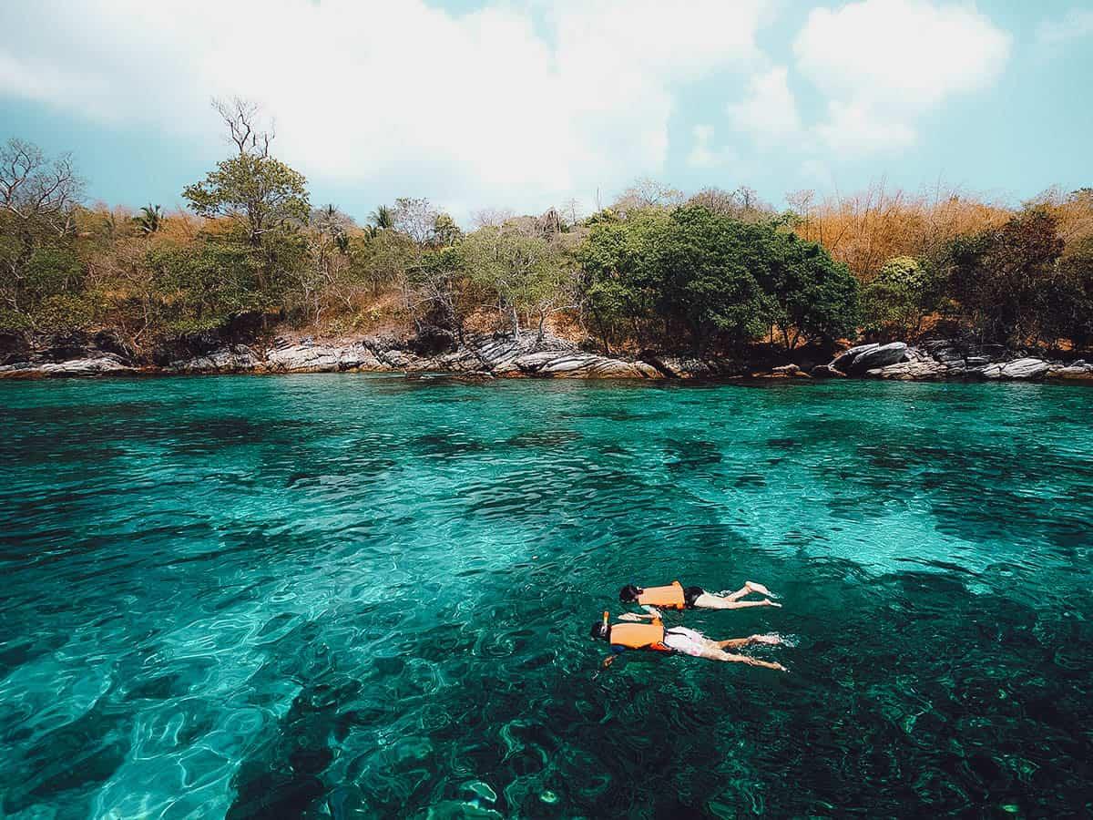 Racha Island, Phuket, Thailand