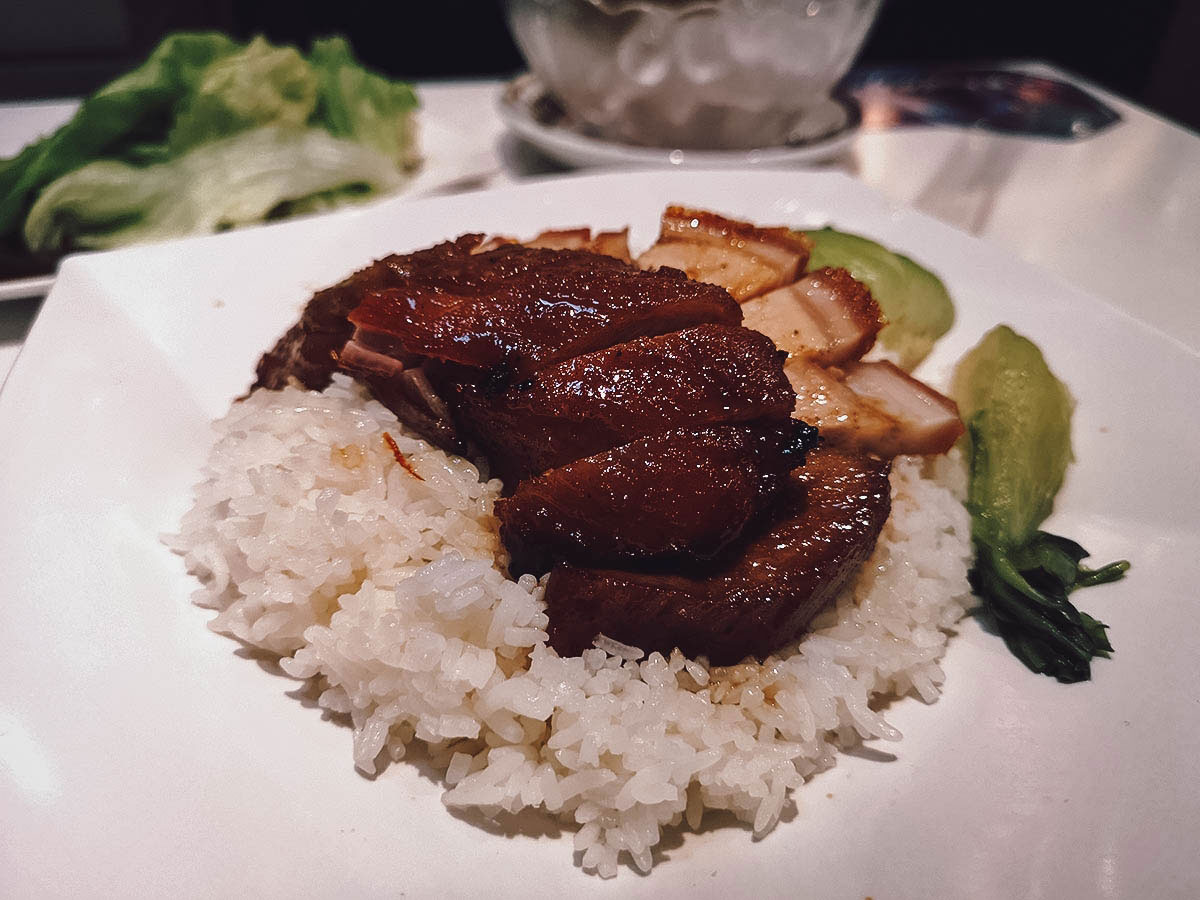 HONG KONG: The Best Char Siu in the Universe
