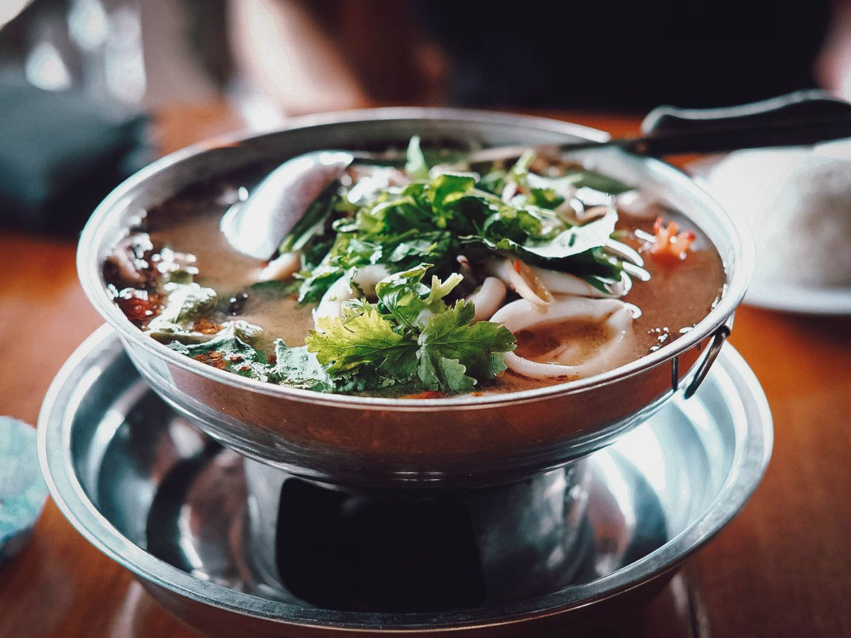 THAILAND: The Magical Concoction Known as Tom Yum Goong