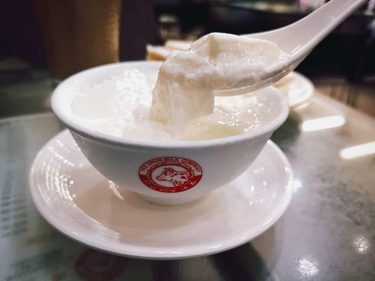 Yee Shun Milk Company, Hong Kong